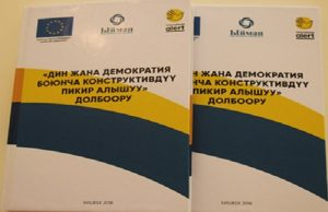Kirghizistan, Europe, livre religieux, islamophobie