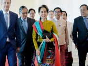 Aung San Suu Kyi, Birmanie, rohingyas