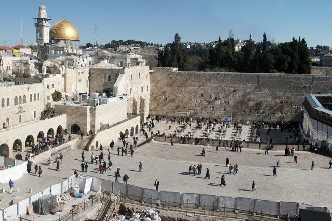 Jordanie, Jérusalem, Palestine