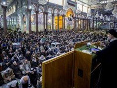 prière du vendredi, Sayeed Ahmed Al Safi, sanctuaire saint Husseinite