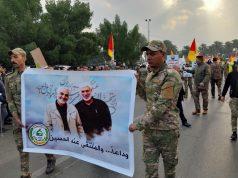 général Qassem Soleimani, Abou Mahdi al-Mohandes, Irak, Iran