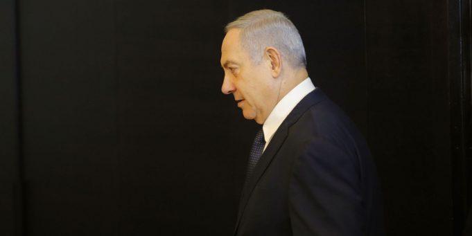 Benjamin Netanyahu, Benny Gantz, Israel