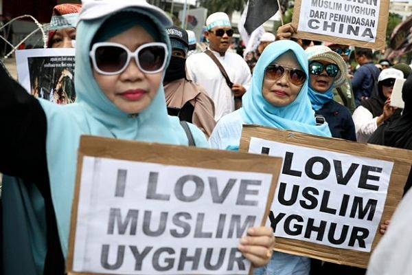 Malaisie, musulmans ouïghours, Xinjiang