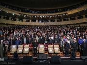 Iran, Téhéran, concours de la plus belle récitation du Coran