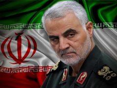 Général Qassem Soleimani, Amérique