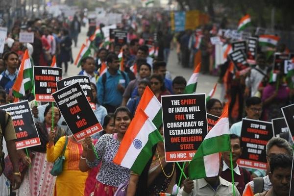 Inde, Islam, musulmans, loi sur la citoyenneté