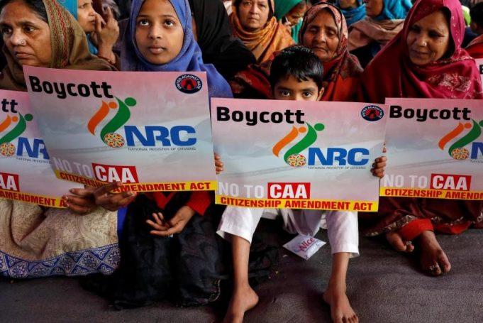 Inde, musulmans, loi sur la citoyenneté