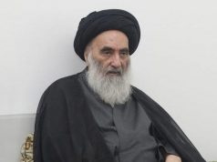 Grand Ayatollah Sistani, Daesh, Qassem Soleimani