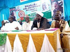 fr.shafaqna - Photos Conférence du Mouvement islamique du Nigéria tenue à Katsina