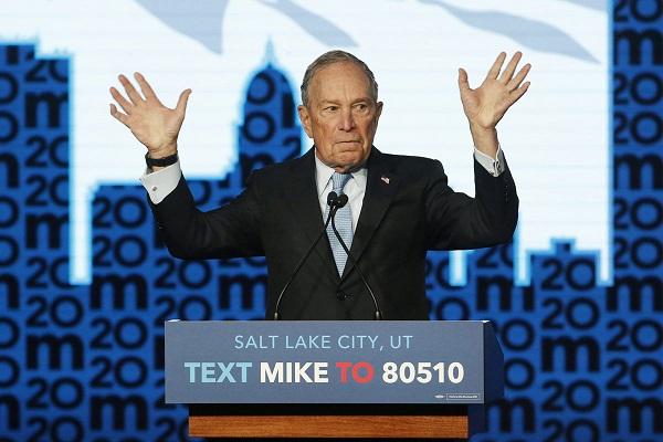 musulmans américains, Etats-Unis, Mike Bloomberg