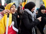 Allemagne , Bavière, hijab