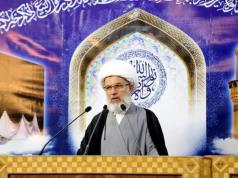 Irak, prière du vendredi, Cheikh Abdul Mahdi Al-Karbalaï, sainte Husseinite