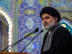 Irak, prière du vendredi, Sayeed Ahmad Al-Safi