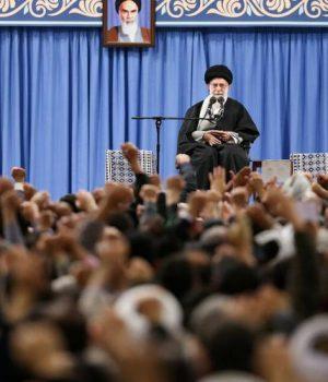 Ayatollah Khamenei, Iran, Palestine, accord du siècle