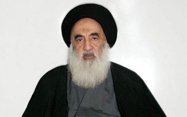 Grand Ayatollah Sistani, Coronavirus
