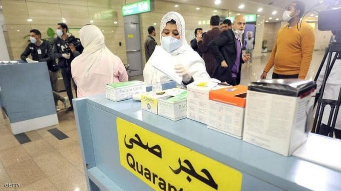 Coronavirus, Algérie