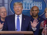Coronavirus, Donald Trump, Etats-Unis, Allemagne