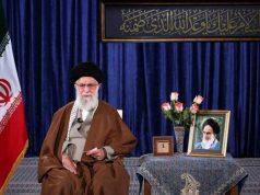 humanité, Ayatollah Khamenei, coronavirus