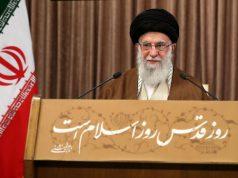 Ayatollah Khamenei, Palestine, Qods