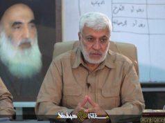 Daech, Grand Ayatollah Sistani, martyr Abu Mahdi Al-Muhandis