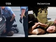 George Floyd, police américaines, Israel