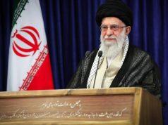 Ayatollah Khamenei, droits de l'homme