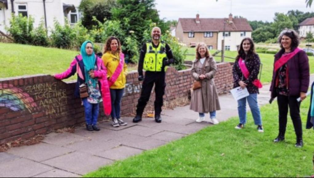 Angleterre , Birmingham, musulmanes, juives