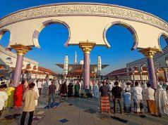 Aïd el Adha, musulmans