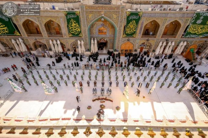 Imam Ali, Ghadir