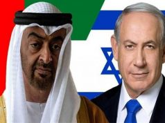 États-Unis, Israel, Émirats arabes unis, Cisjordanie
