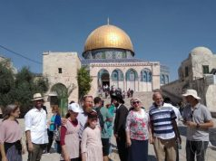 mosquée Al-Aqsa, Benjamin Netanyahu, musulmans
