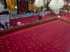 sanctuaire sacré d'al-Abbas (p), Muharram 2020