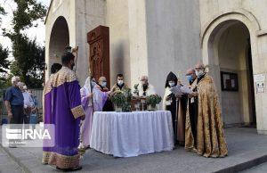 église de la Sainte Croix, Téhéran