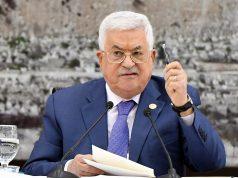 Mahmoud Abbas, Emirats arabes unis , Israël,Benjamin Netanyahu