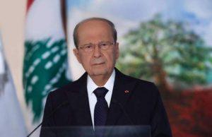 Liban, crise, Michel Aoun