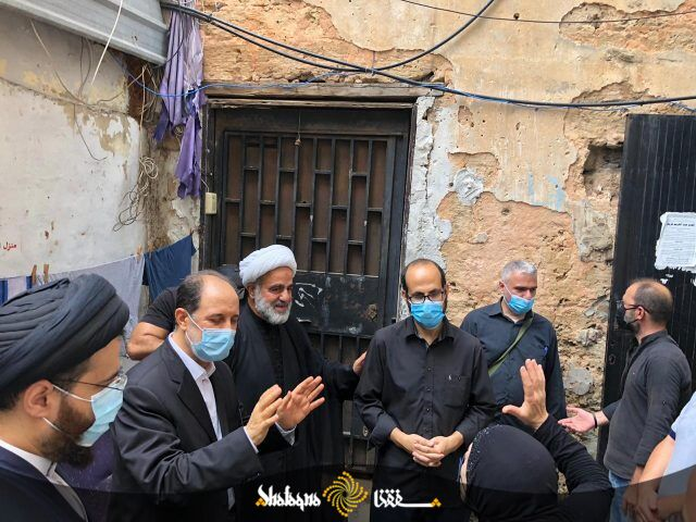 Beyrouth, Ayatollah Sistani