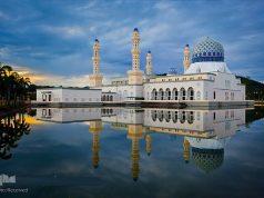 Malaisie, Mosquée de Kota Kinabalu