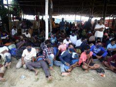 Bangladesh, Rohingyas, Indonésie