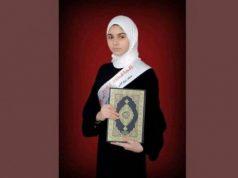 Taqwa Zahir, Coran, Palestine, musulmans