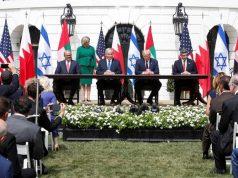 Etats-Unis, Israël, Bahreïn, EAU