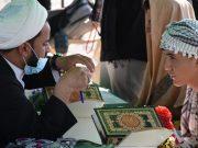 Irak, Arbaïn, Karbala, sanctuaire de l'Imam Hussein (as)