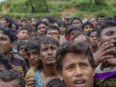 Birmanie, Rohingyas