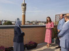 Angleterre, prince William et son épouse, islam