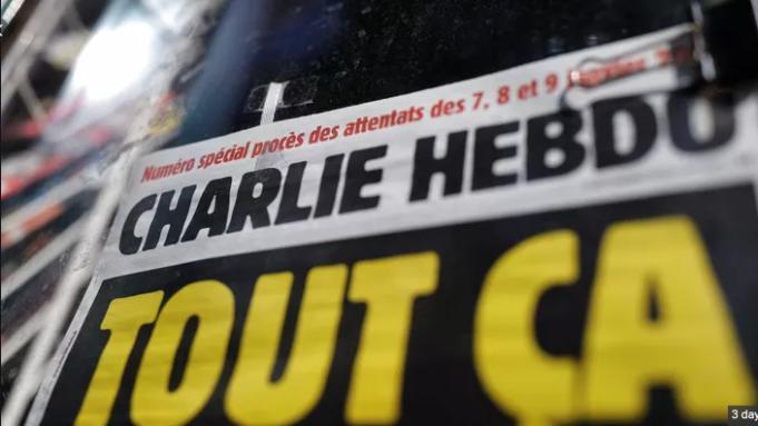 Instagram, Charlie Hebdo