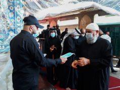 sanctuaire sacré d'al-Abbas (AS),, Muharram2020 , Karbala