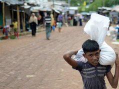 Rohingyas , OMS, Birmanie