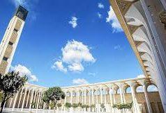 Algérie, mosquée de Djamaâ El Djazaïr, mosquée Al-Haram