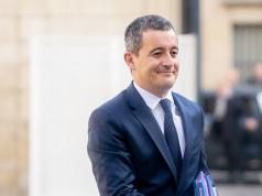 Gérald Darmanin, Emmanuel Macron, France