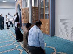 Grèce, Athènes, musulmans