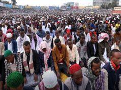 Islam, Ethiopie, musulmans